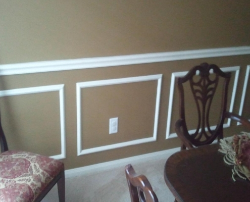 Wood Molding Houston