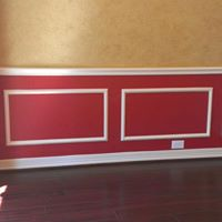 Chair Rail Molding Houston