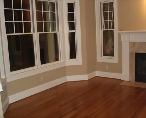 Shoe Molding and Baseboard Houston