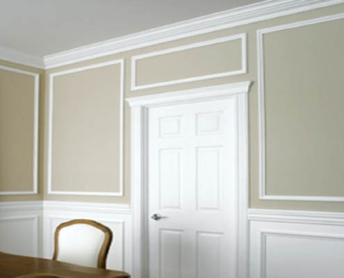 Cutting Crown Molding Houston