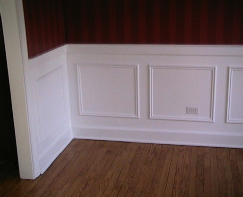Wainscoting Paneling Houston