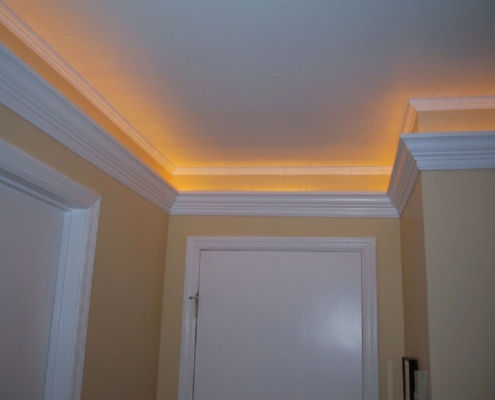 Light Crown Molding Houston