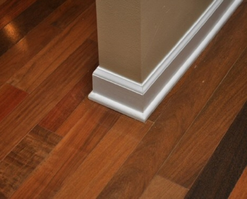 Wood Baseboard Ideas
